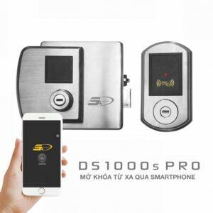 5A DS1000S PRO Khóa cửa điện tử vân tay